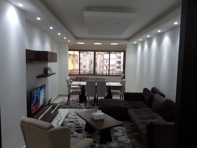 Apartment or Private Rooms  in Heart of Beirut