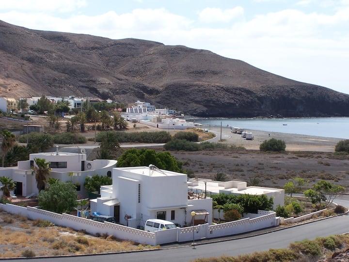 Strandnahe Ferienwohnung Fuerteventura mit Pool
