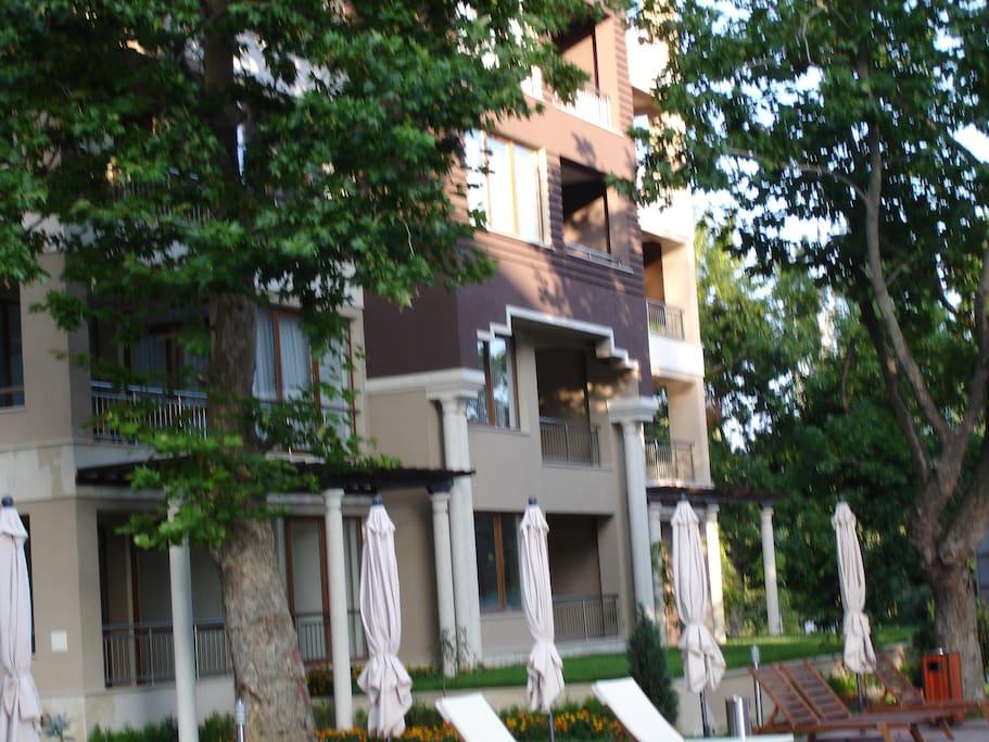 House/Haus/вид дома, 3 этаж