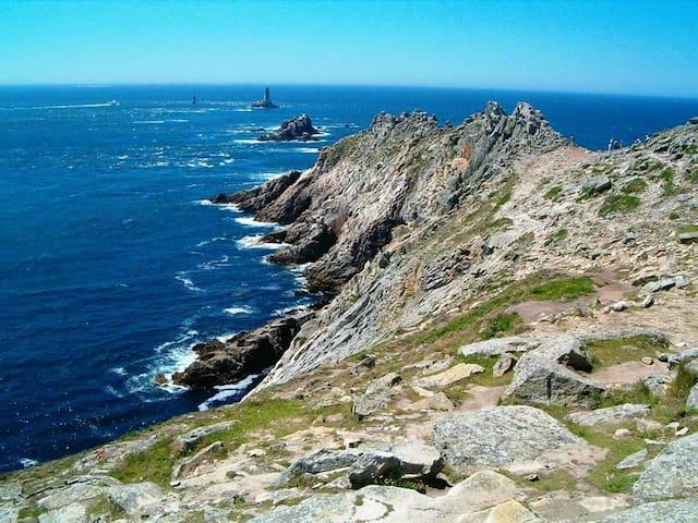 Petit gîte au calme à 4 km de la mer