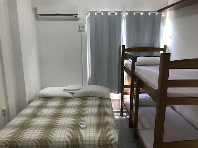 Apartamento 408 - Edifício Carlos Gomes