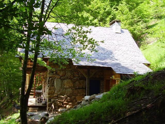 Chalet de Montagne plein sud au coeur des Pyrénées - Ustou