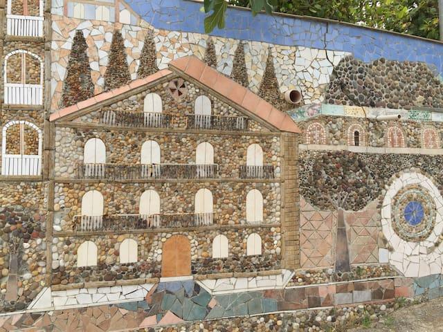 casa vicino al mare  €50 a coppia - Realmonte  - Departamento