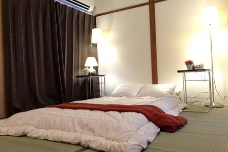 3DK Kyoto 10people WIFI PRIVATTE - Minami Ward, Kyoto