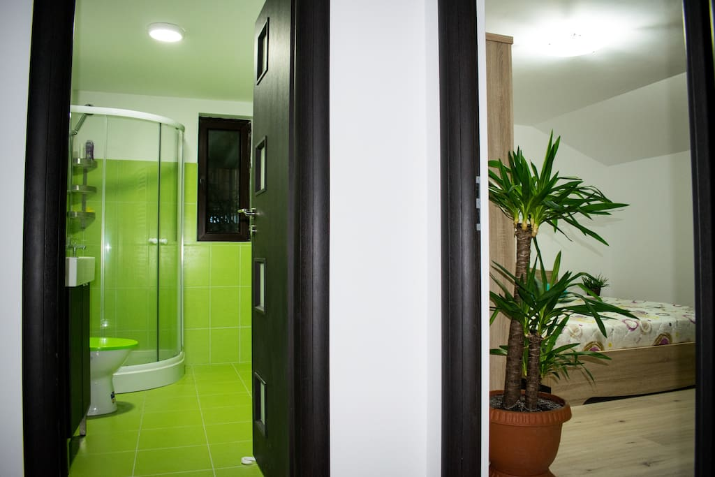 Private room with own bathroom