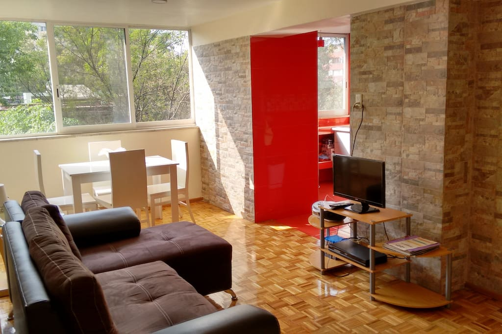 2 Bedroom Apartment Near Downtown Mexico City Apartments