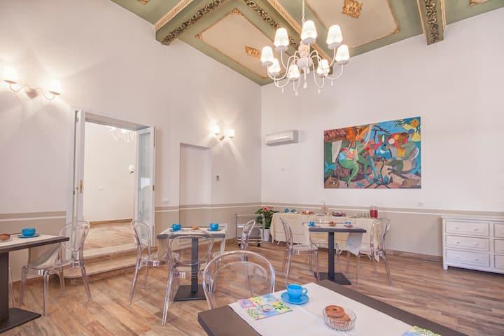 Residenza Le Zagare- Aparthotel- Castellammare.