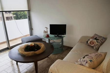 Room in 3 Bedroom Apartment Limassol Tourist Area - Germasogeia