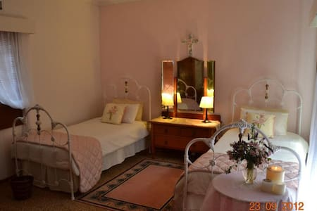 Hide-Away, is situated on the farm, Sandpoort.