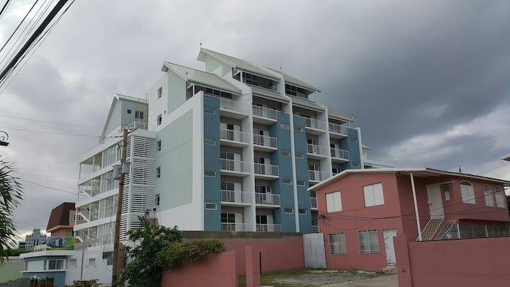Brompton's luxury Condo in New Kingston