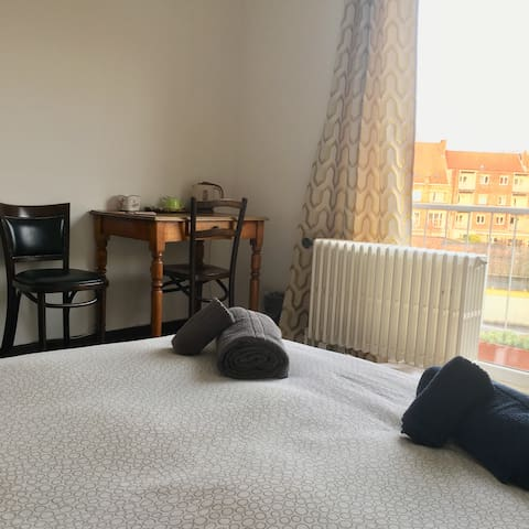 Nice Double Room close to the city center