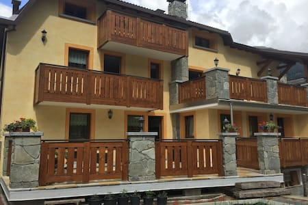 Bilocale tra Bormio e S. Caterina - Valfurva - Apartemen