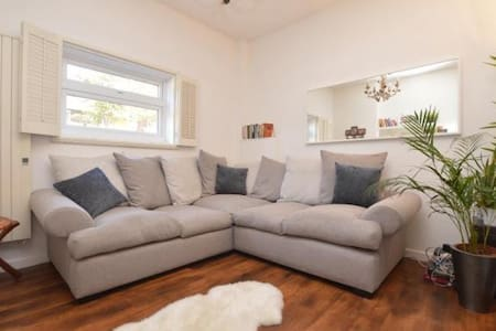 Cosy flat, 17min to Victoria and East London - Londres