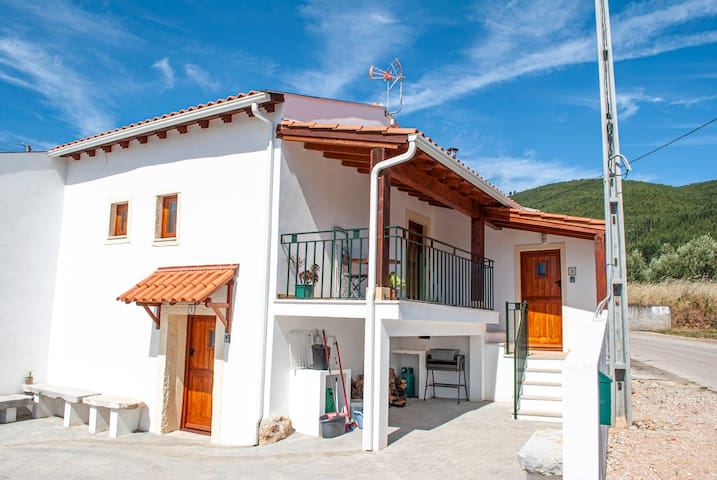Self catering cottage Penela Central Portugal