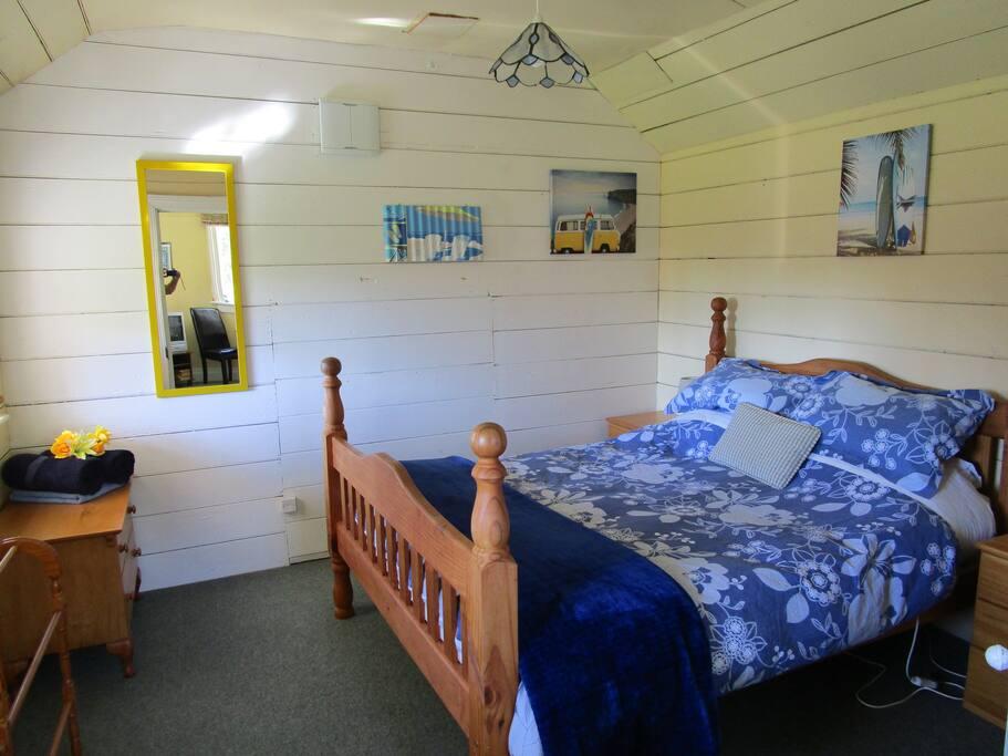 Whare Bedroom