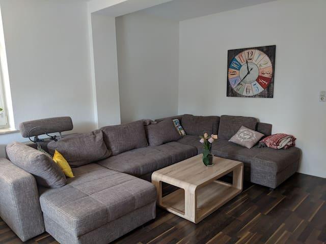 Big and bright apartment in Bad-Cannstatt