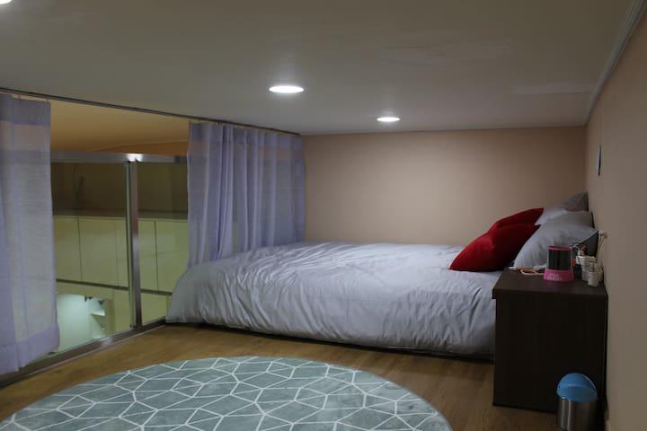Bedroom of 2nd floor