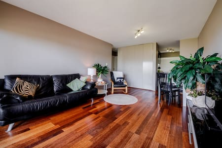 Gorgeous 1 Bed Unit,10 min to Airport,8km to City - Nundah - Lakás