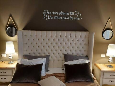 Beautifull 1 bedroom Jardin de Carthage