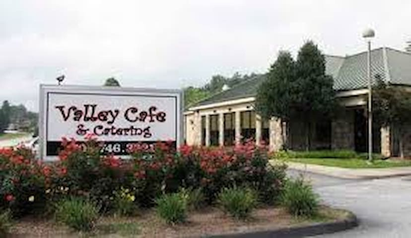 Favorite breakfast, lunch & dinner place for locals