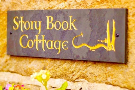 Story Book Cottage - Liverton  - Casa