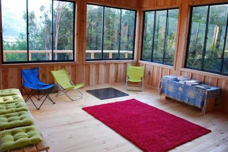 Bed&Breakfast, Cabaña y Camping