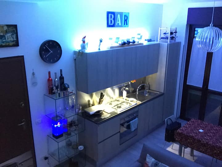 Moderno appartamento a Milano