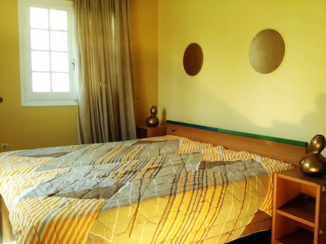 δωματιο3 της σουιτας Β3 με με  feng shui heling arts