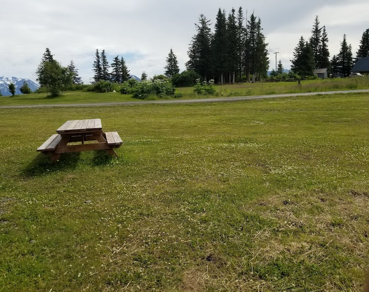 Lazy J Ranch RV parking or tent space #1