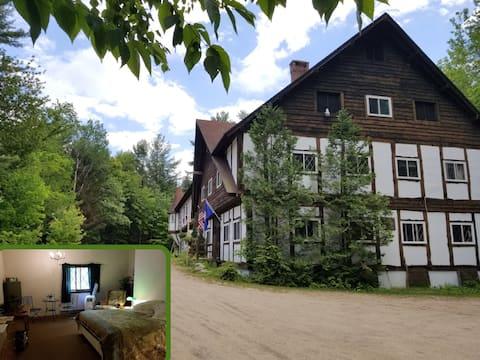 A quiet Inn on the Kancamagus Hwy Rm 26