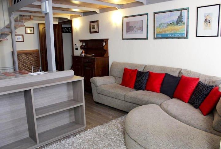 Appartamento in casa d'epoca (2 posti letto)