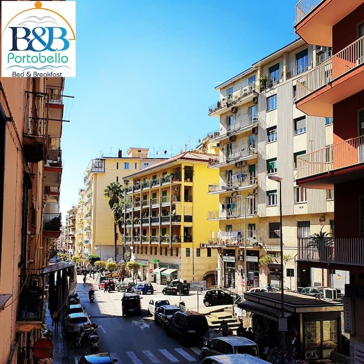Portobello B&B Salerno - Camera Standard