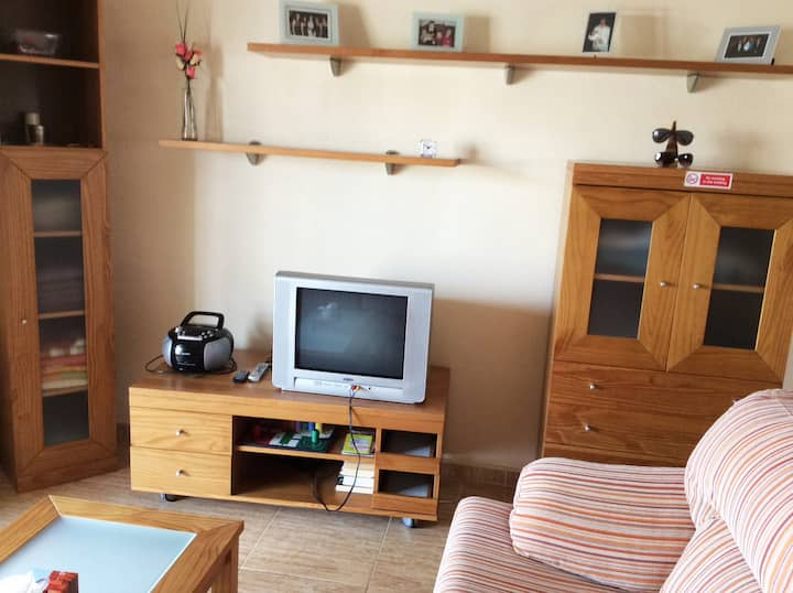 Beautifully furnished apartment in Costa Blanca.