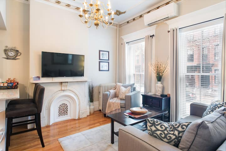 Astonishing 1 Bed South End Boston's Best Location