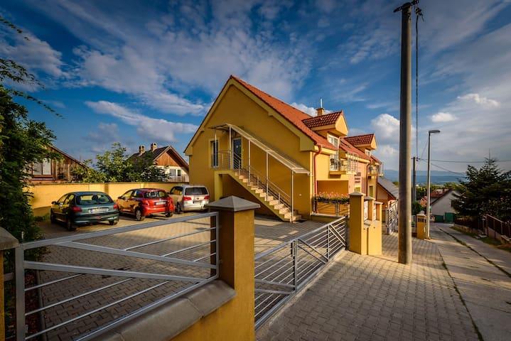 apartmán Hujer v Bojniciach