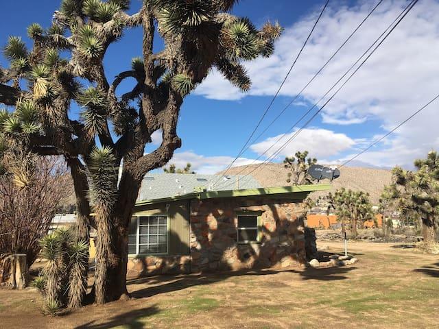 Desert Rock Cabin by Joshua Tree - Yucca Valley - Kisház
