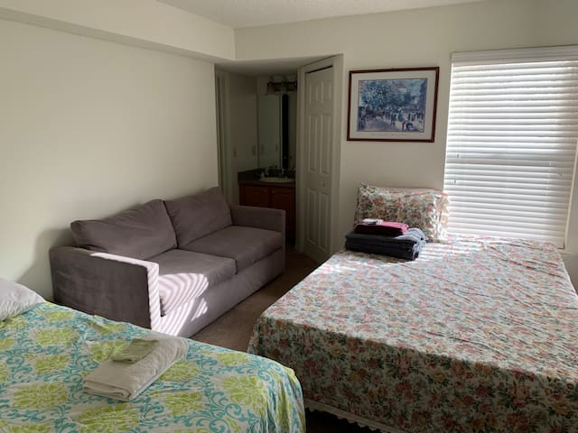 Bright & Lavish; 2-BED ROOM 🛌  (FREE Parking 🚘 )