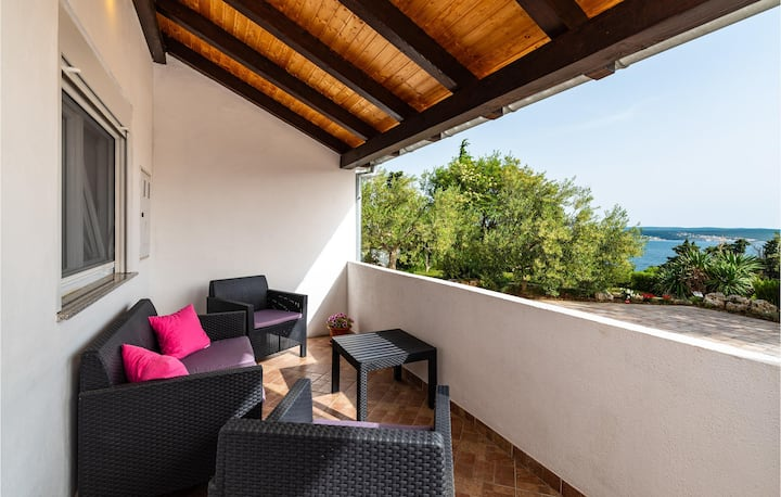 Awesome home in Maslenica with WiFi and 1 Bedrooms