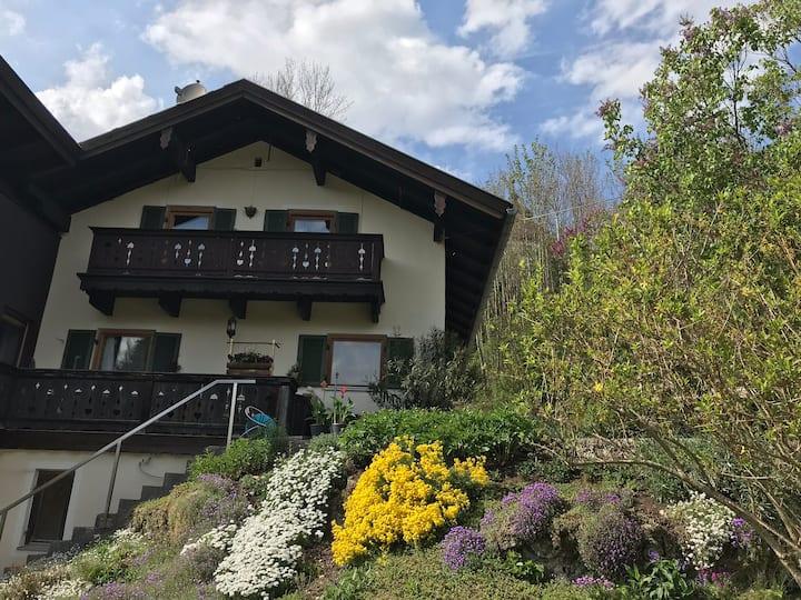Ruhiges Idyllisches Haus für Familien und Paare
