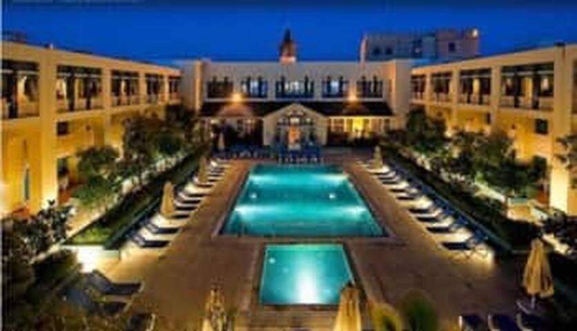 Appart'hotel Yasmine Hammamet El medina