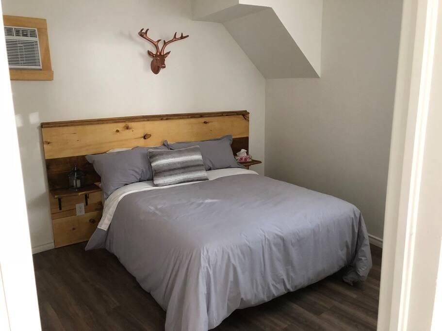 Chambre séparée - separate bedroom