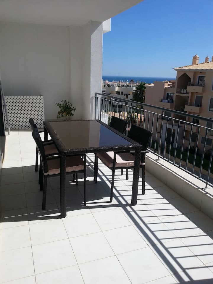 Apartment in Albufeira close to the beach