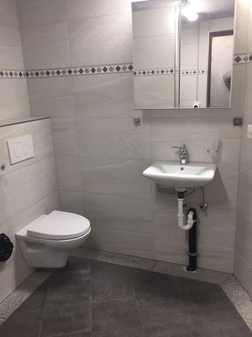 Bad WC.