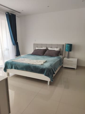 Private room avail for new year holiday in AlMouj