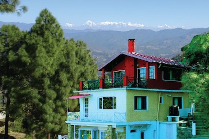 Roseville Cottage - Your Piece of Himalayan Peace