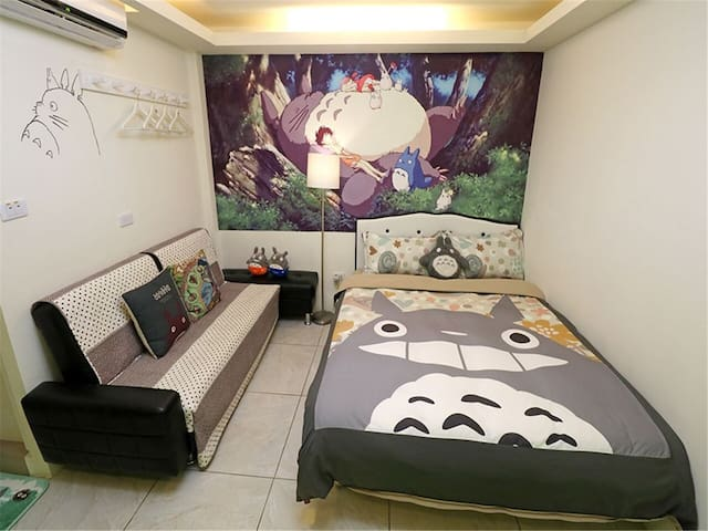Guesthouse 5 Minutes to Tainan Railway Station