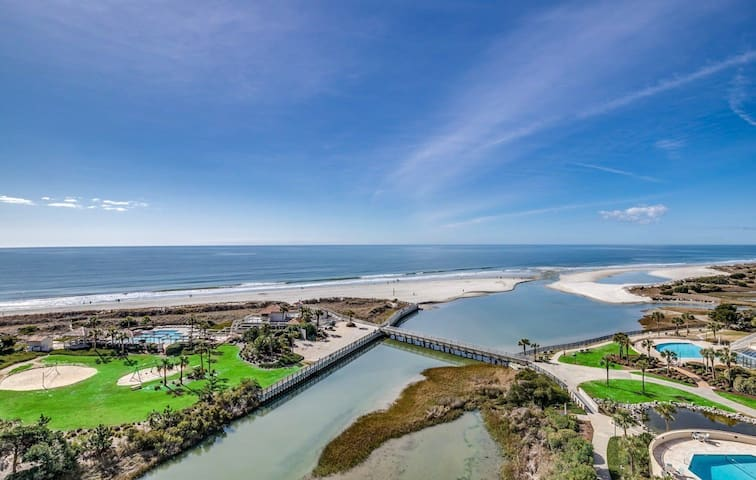 Oceanfront Condo - Ocean Creek Resort Myrtle Beach