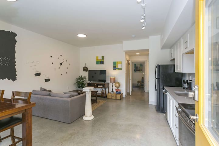 Great Space for up to Four People - Clean, Quirky and Fun