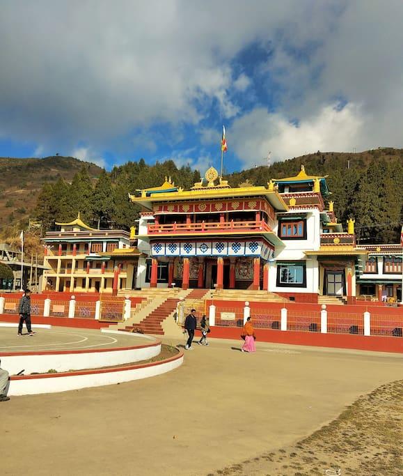 GRL monastery