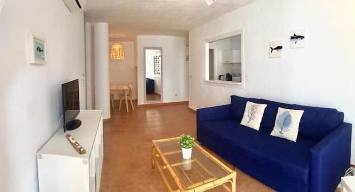 Apartamento 1ª linea de playa Zahara de los Atunes